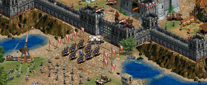 age of empires ii partida