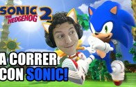 A correr junto a Sonic! | Sonic the hedgehog 2