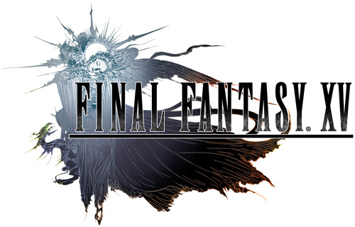 final fantasy xv logo gamer